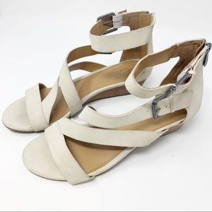 Franco Sarto Unison Sandals off white bone color